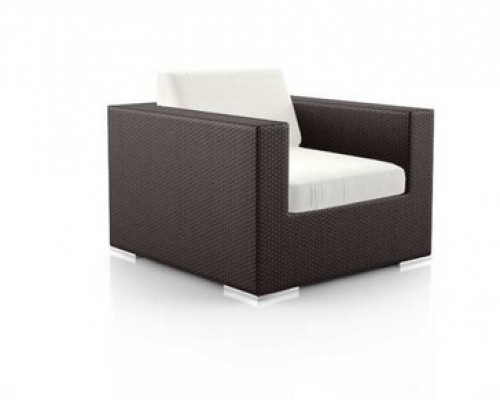 QUADRO Lounge chair