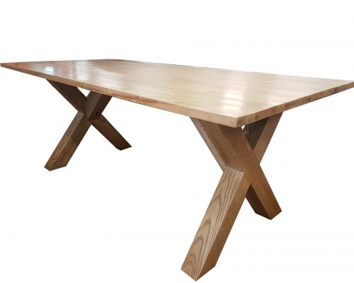 Interlocking Cross Table