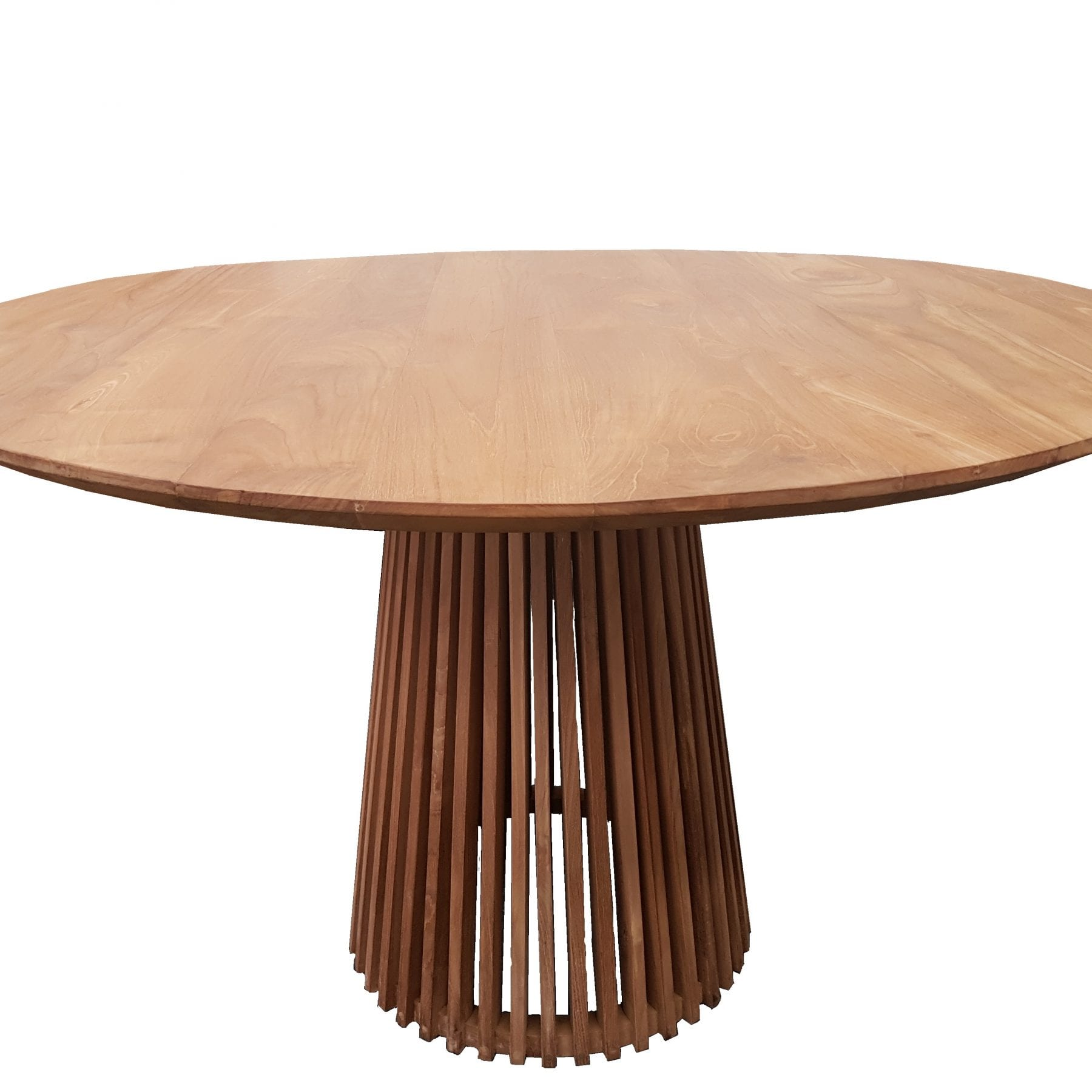 Rujiki Circular Teak Table