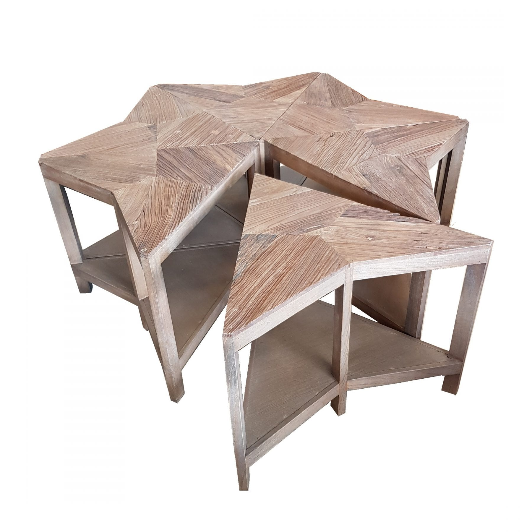 Star Elm Coffee Table