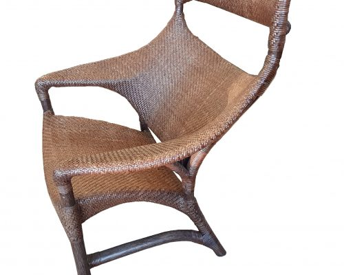Yamakawa Bat Chair Indoor Fibre